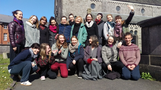 workshop at dance limerick 31032016