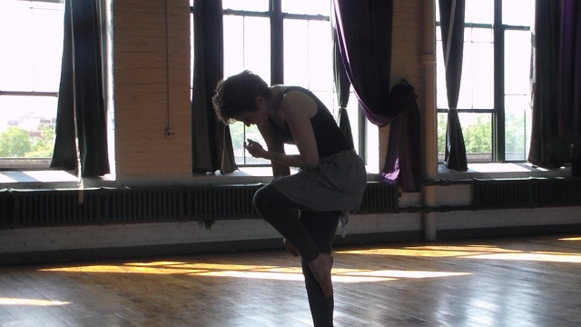 from SOLO w Nany Allison, choreography Barbara Mahler
